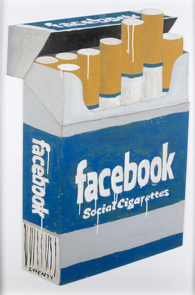 2Wenty, 'Facebook Social Cigarettes'