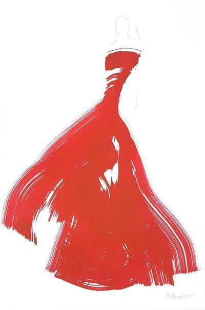 Bettina Mauel, 'The Red Cloth 102 (framed)', 2016