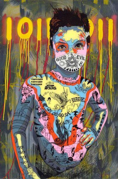 Norman O'Flynn, 'Timekeeper 56 - Stop wars 2', 2017
