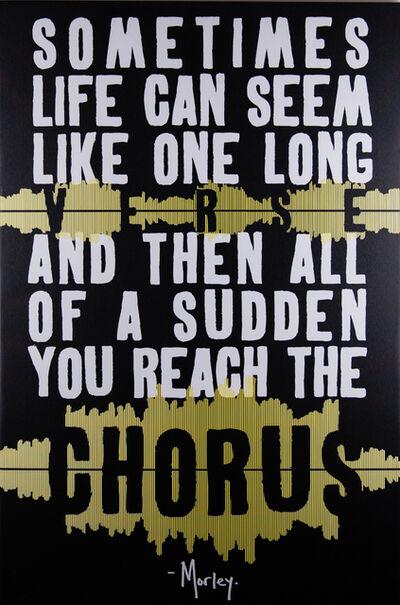 Morley, 'Chorus', 2018