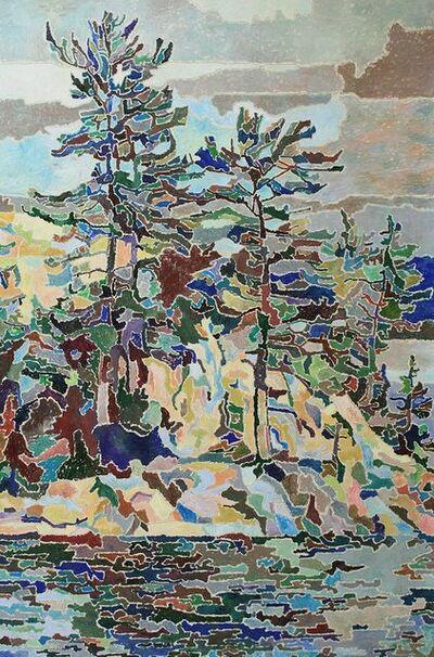 Orlin Mantchev, 'A Breezy Day', 2018