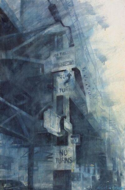 "Norbert Waysberg, '""Freedom""', 2014"