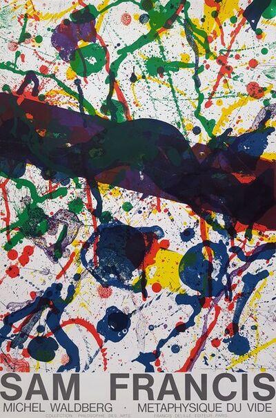 Sam Francis, 'Untitled (Metaphysique Du Vide) (SF-317)', 1986