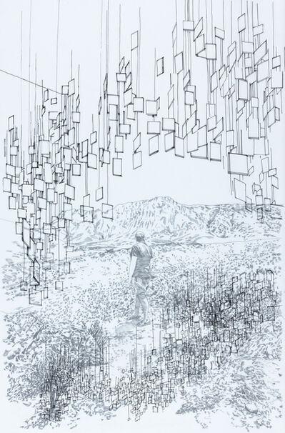 Adele van Heerden, 'Between the landscapes and the screen', 2018