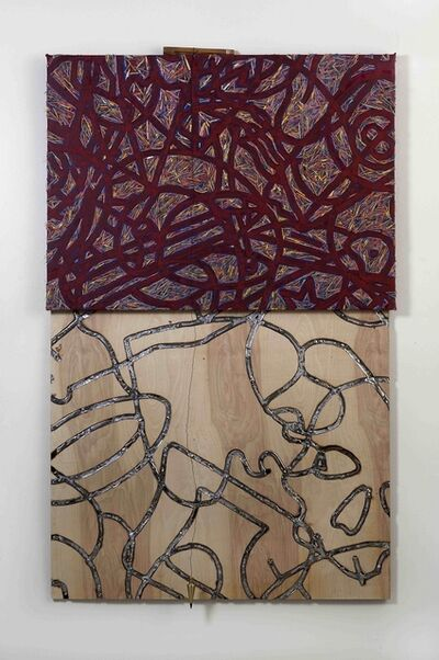 Benito Huerta, 'Mils Mascaras Redux (in memory of Lorenzo Thomas)', 1987-2013