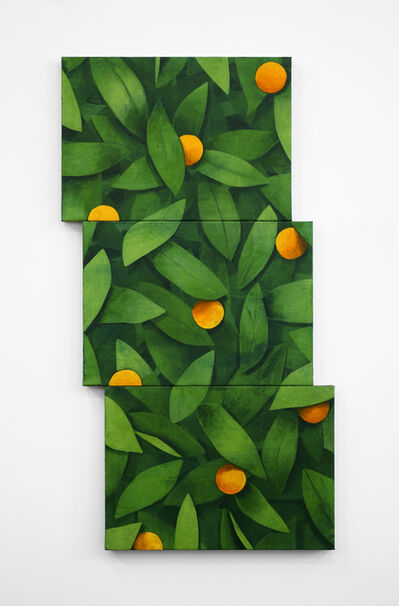Ryan Mrozowski, 'Untitled (Orange)', 2020