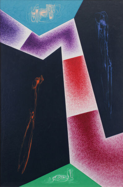 Raymond Jonson, 'Polymer No. 15', 1959