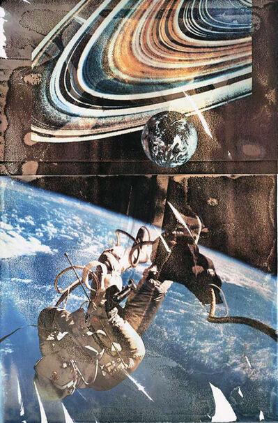 Robert Rauschenberg, 'Tribute 21: Space', 1994