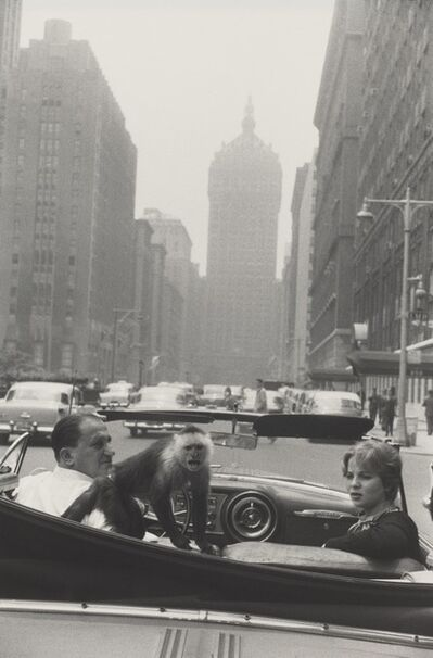 Garry Winogrand, 'Park Avenue, New York', 1959