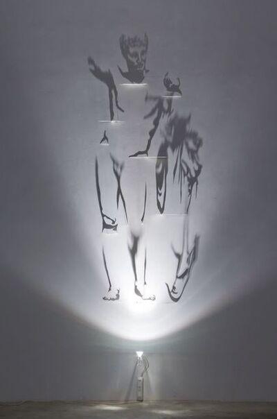 Fabrizio Corneli, 'Hermes di Praxitele', 1993-2016