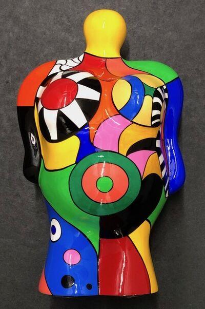 Niki de Saint Phalle, 'Nana Soleil', 2001