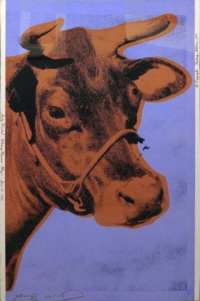 Andy Warhol, 'COW FS II.12A', 1976