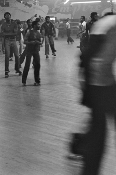 Bill Bernstein, 'Empire Roller Disco #2', 1979