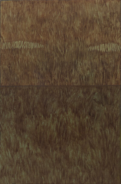 Prunella Clough, 'Grass Plot', 1988