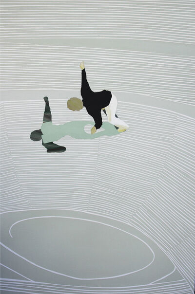 Vivian Kahra, 'Boy Balancing', 2014