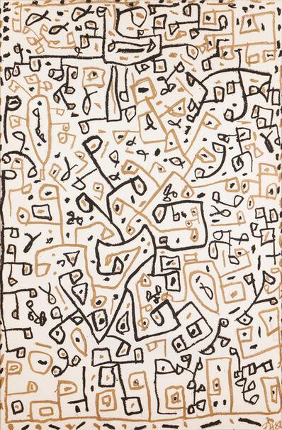 """Frank Holliday, '""""Zeichnung"""", 1982'"""