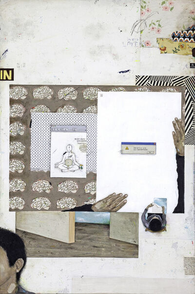 Bruno Kurru, 'Sistema De(s) Controle', 2012