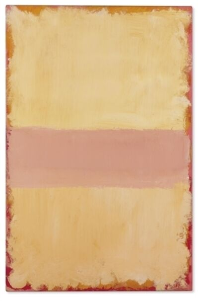 Mark Rothko, 'Untitled'