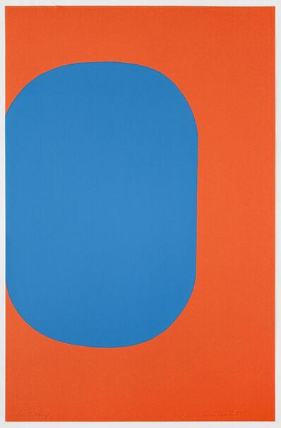Leon Polk Smith, 'Untitled (Tamarind D)', 1968