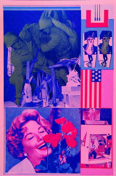 Eduardo Paolozzi, 'Decency and Decorum in Production', 1965-1970