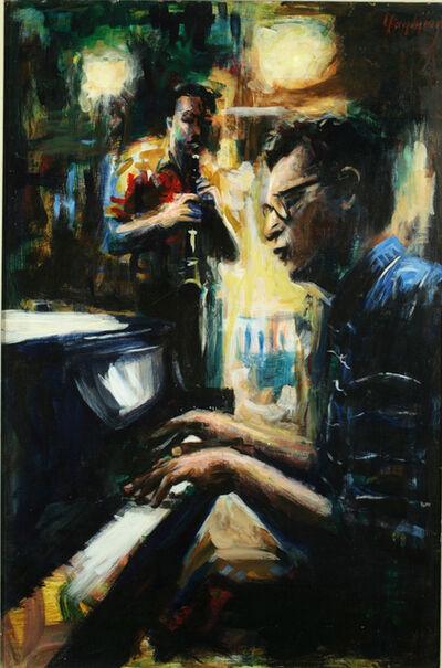 Edmund Yaghjian, 'Dave Brubeck', 1965