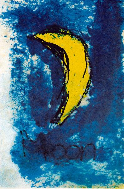David Bowie, 'Moon', 1975