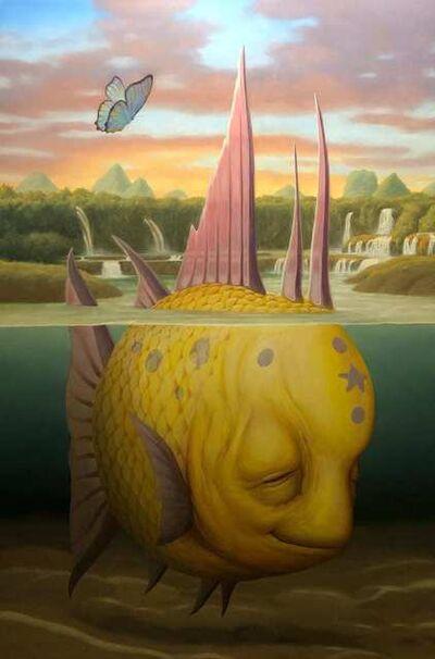 Matt Dangler, 'Transcendental Falls', 2020