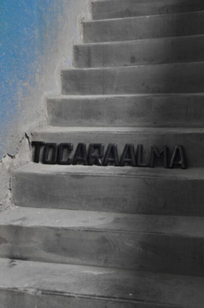 Rochelle Costi, 'Escada Palavra - Tocar a Alma', 2011-2014
