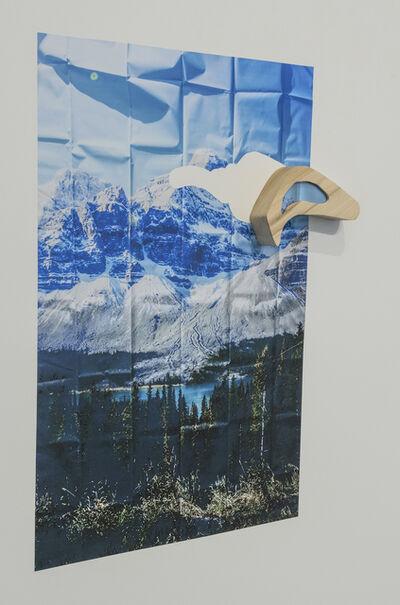 Kalee Appleton, 'Mountain Glacier Forest III', 2018