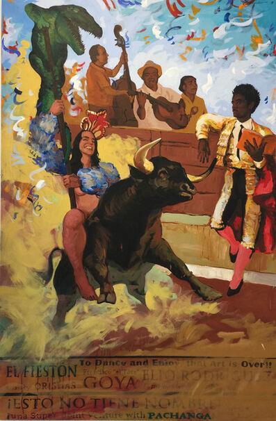 Elio Rodriguez, 'El Fieston', 2009