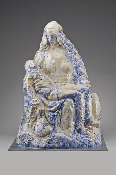 Wanxin Zhang, 'The Refluent Tide (Pieta)', 2009