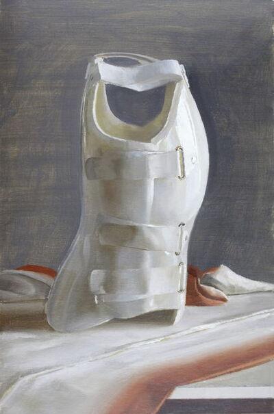 Andrew S. Conklin, 'Child's Body Cast, Profile View', 2020