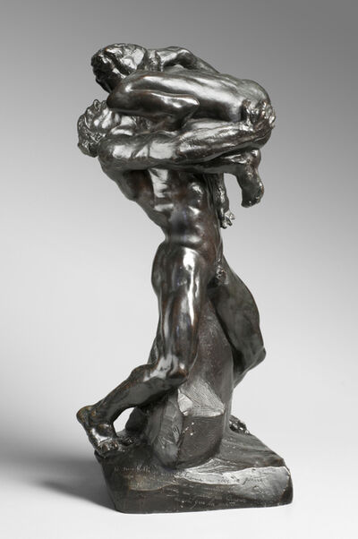 Auguste Rodin, 'I Am Beautiful ', 1885-1925