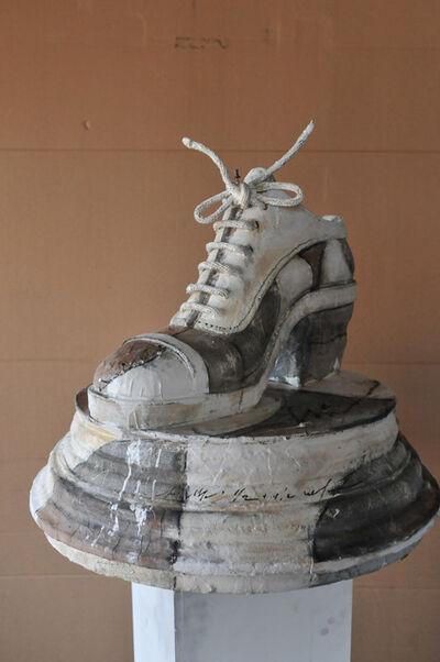 Shimon Okshteyn, 'Shoe', 1993