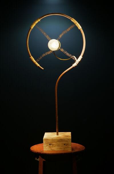 Marco Guglielmi Reimmortal, 'ComPUSter Lamp TYPE B', 2017
