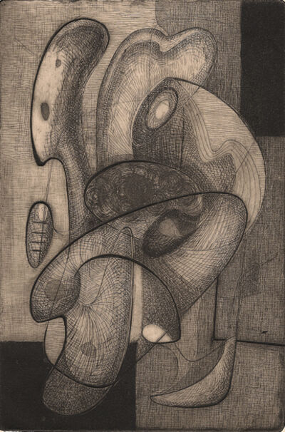 Thomas Lias, 'Abstraction ', 1946