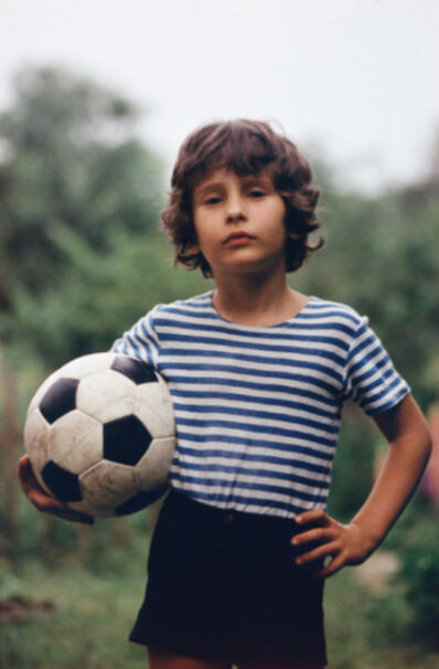 The Anonymous Project, 'Footballer - Hungry Early 1970's', 2021