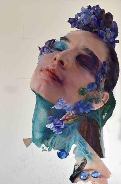 Rasha Alem, 'Akti, Narcissus 2', 2018