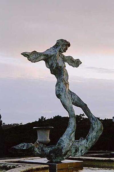 Salvador Dalí, 'Winged Triton: God of the Sea (Monumental-scale)', 1972