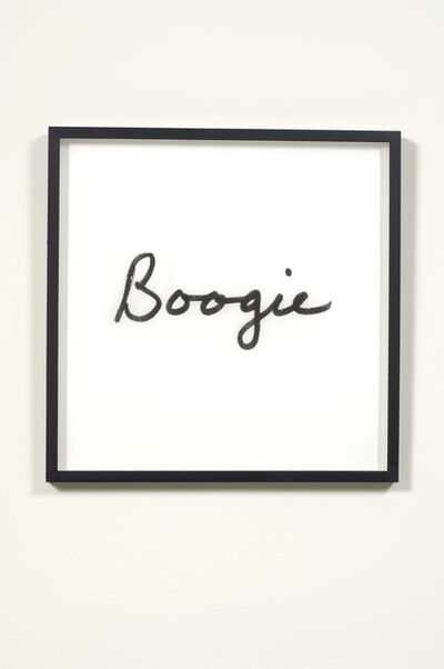 Nancy Kienholz, 'Boogie Woogie', 2008