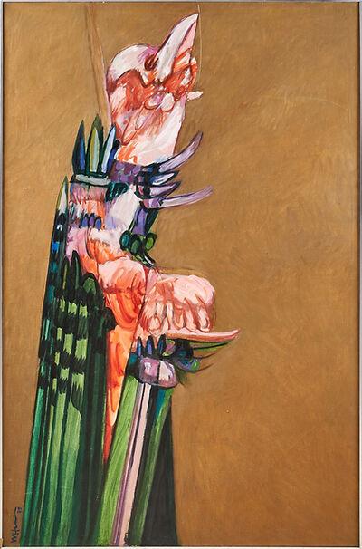 Manuel Espinosa, 'Resaca de lo Sufrido', 1975