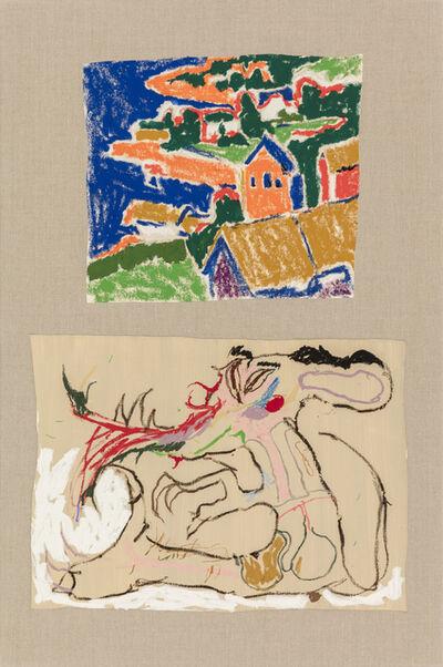 Zander Blom, 'Landscape Lofthus 1911 and Rodent', 2018
