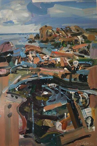 Jon Imber, 'Tidal Pool, Sand Beach', 2004