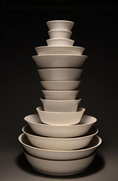George Jae Hyun Cho, 'Ceremonial Bowls 13', 2014