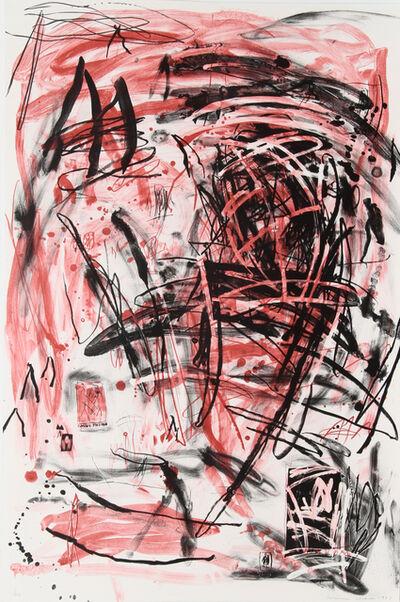 Louisa Chase, 'Mountain', 1987