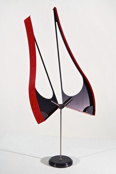 Pedro S. De Movellán, 'Bicorne (red)', 2016
