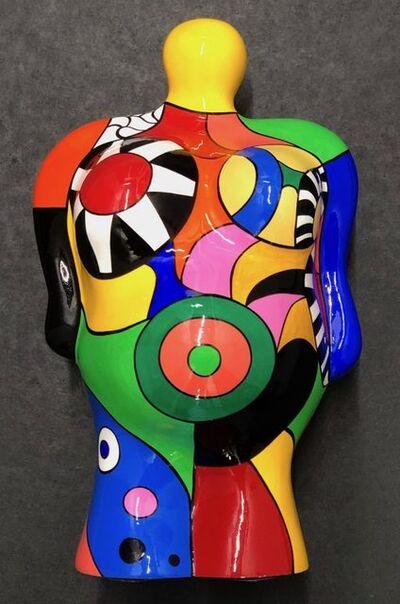 Niki de Saint Phalle, 'Nana Soleil', ca. 2001