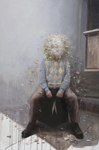 Ru Xiaofan 茹小凡, 'Monsieur Gong n°2', 2014