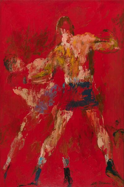LeRoy Neiman, 'Boxers', 20th Century