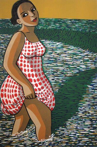 Anita Klein PPRE, 'Paddling', 2015